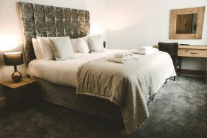 Owners Residence Bedroom - Nant Ddu Hotel